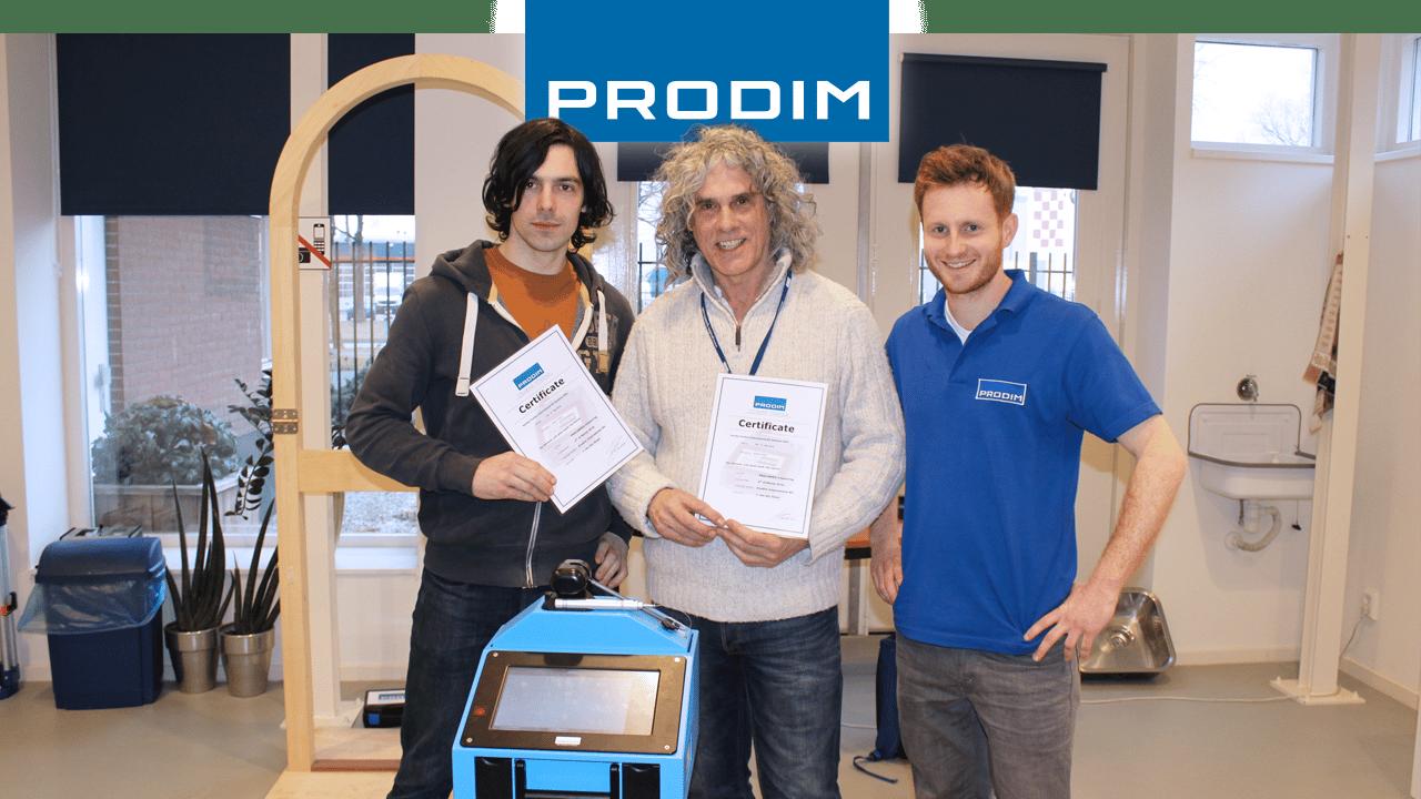 Prodim Proliner пользователь Alpha Glass London