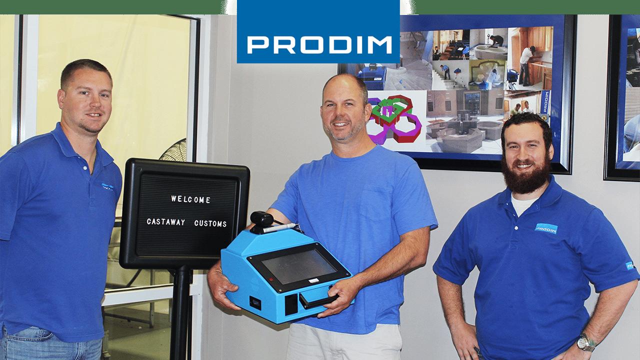 Prodim Proliner пользователь Castaway Customs