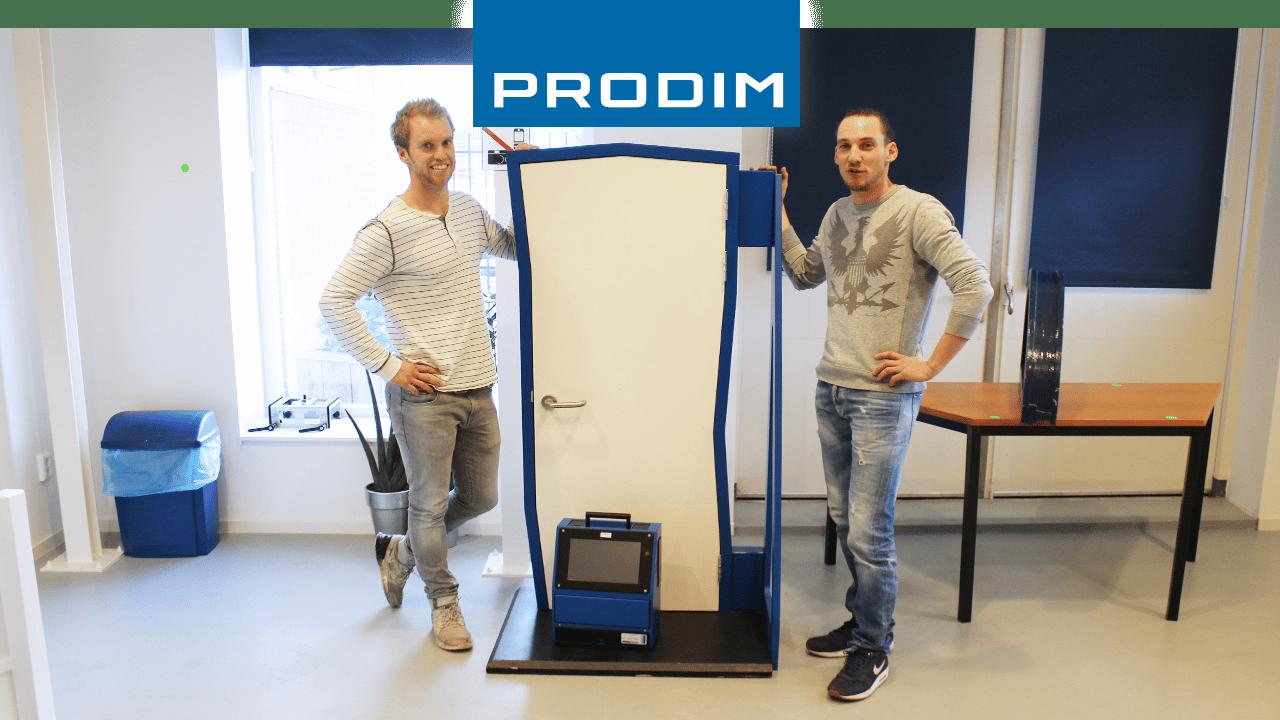 Prodim Proliner пользователь De brug timmerbedrijf