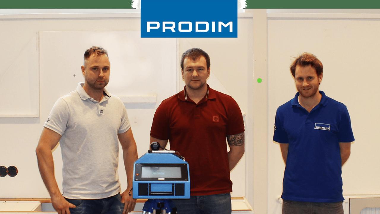 Prodim Proliner user Granite Tops