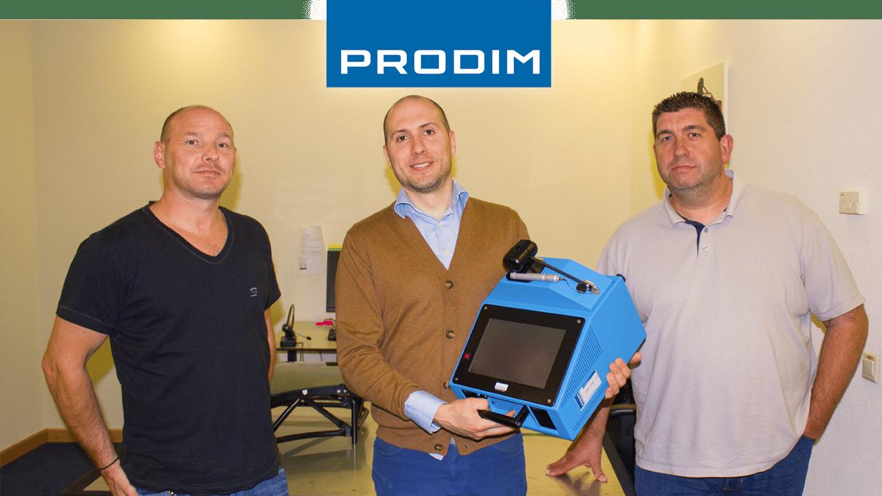 Prodim Proliner пользователь Instrument Glasses