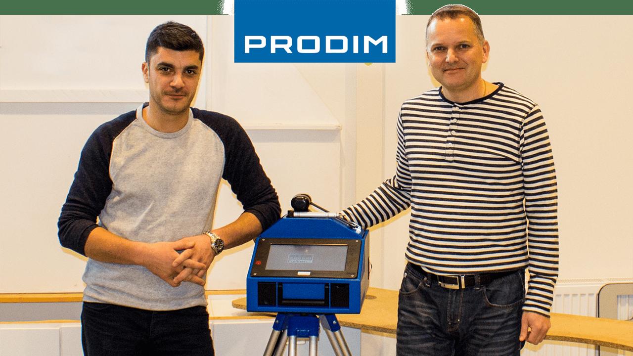 Prodim Proliner пользователь KUMA