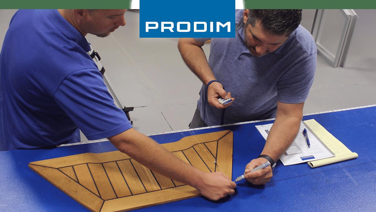 Prodim Proliner пользователь MatPlus