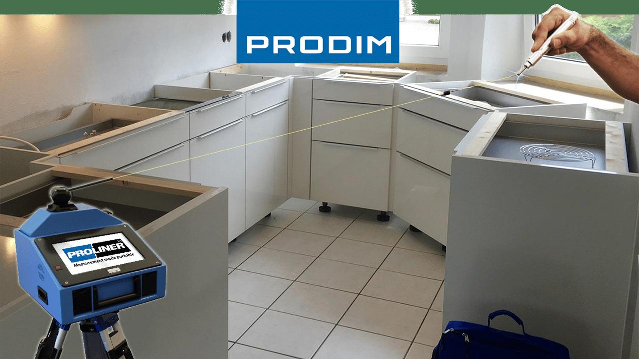 Prodim Proliner пользователь Meier Natursteinbetrieb - Кухня без установленной столешницы