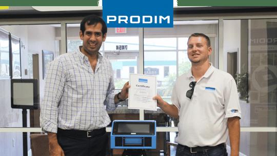 Prodim Proliner пользователь Multiplasticos