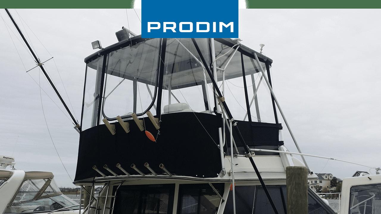 Prodim Proliner пользователь Nautilux Custom Canvas