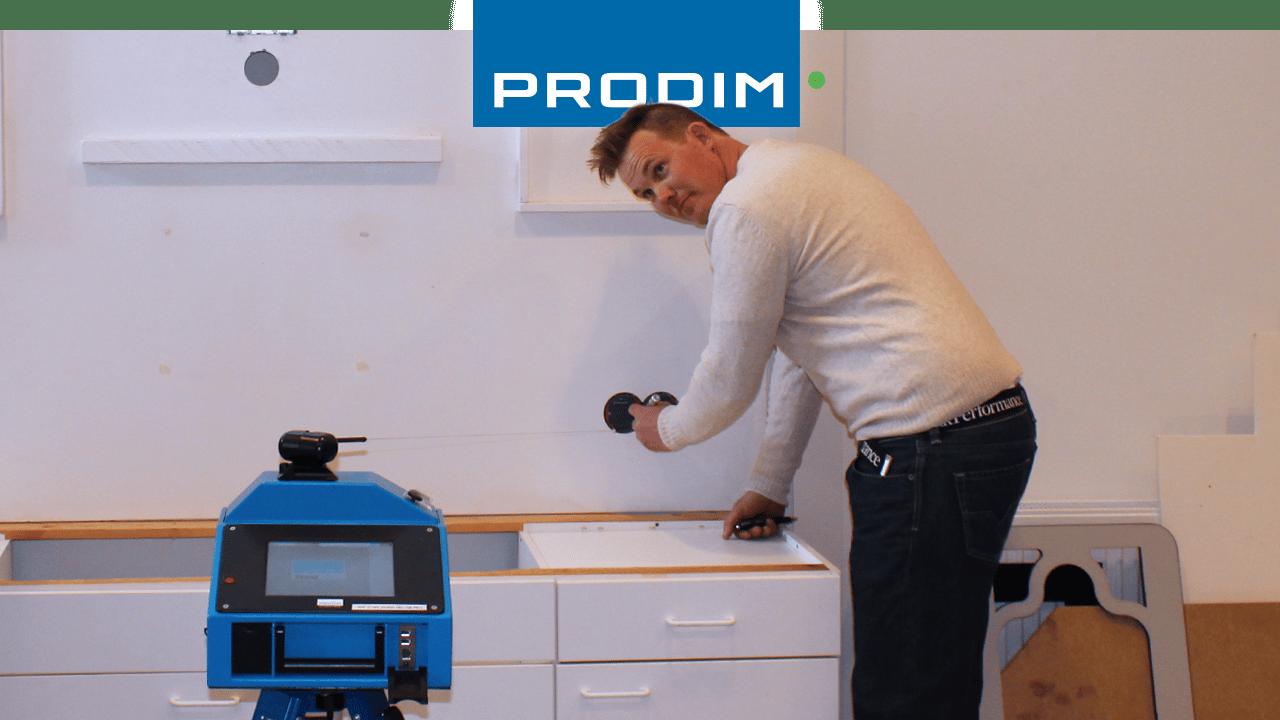Prodim Proliner пользователь Saethre Sten Industri