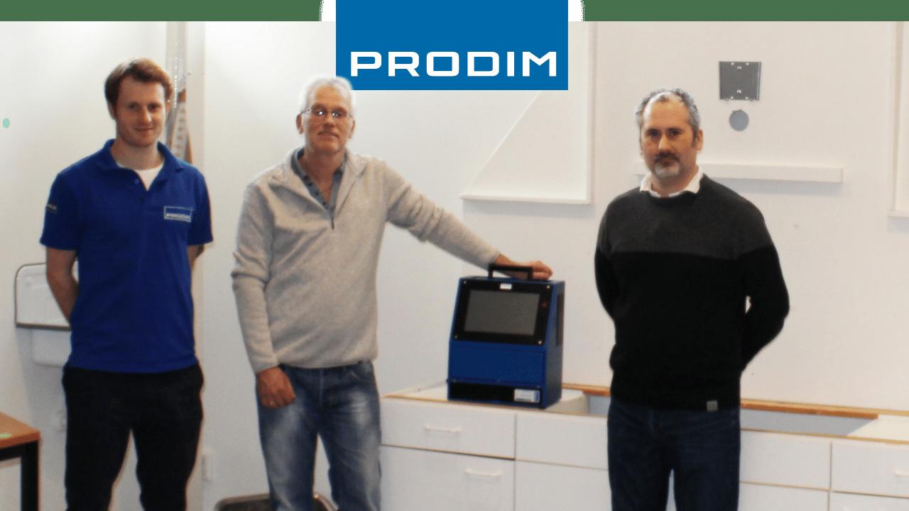 Prodim Proliner пользователь Stonerite