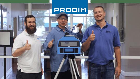Prodim Proliner пользователь TLC Surfaces