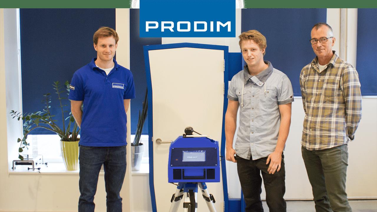 Prodim Proliner пользователь Van Daalen Houttechniek
