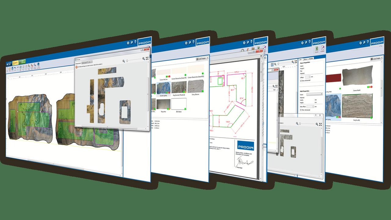 Скриншоты - Prodim программное обеспечение Factory