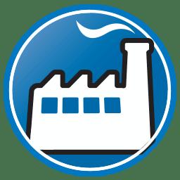 Значок - Prodim автоматизация фабрики дверей