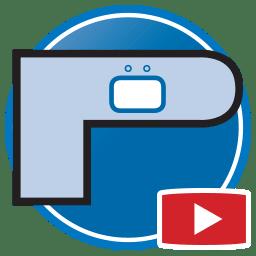 Кнопка для просмотра Proliner видео оцифровка шаблонов каменных столешниц