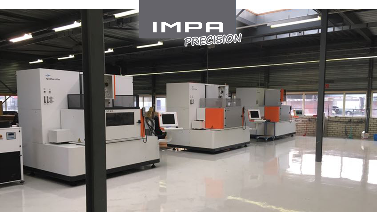IMPA Precision - EDM-машины