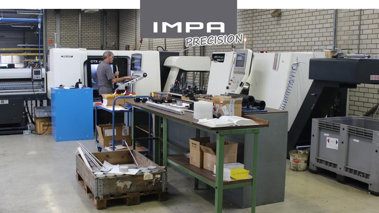 IMPA Precision - Токарные станки с управляемыми инструментами