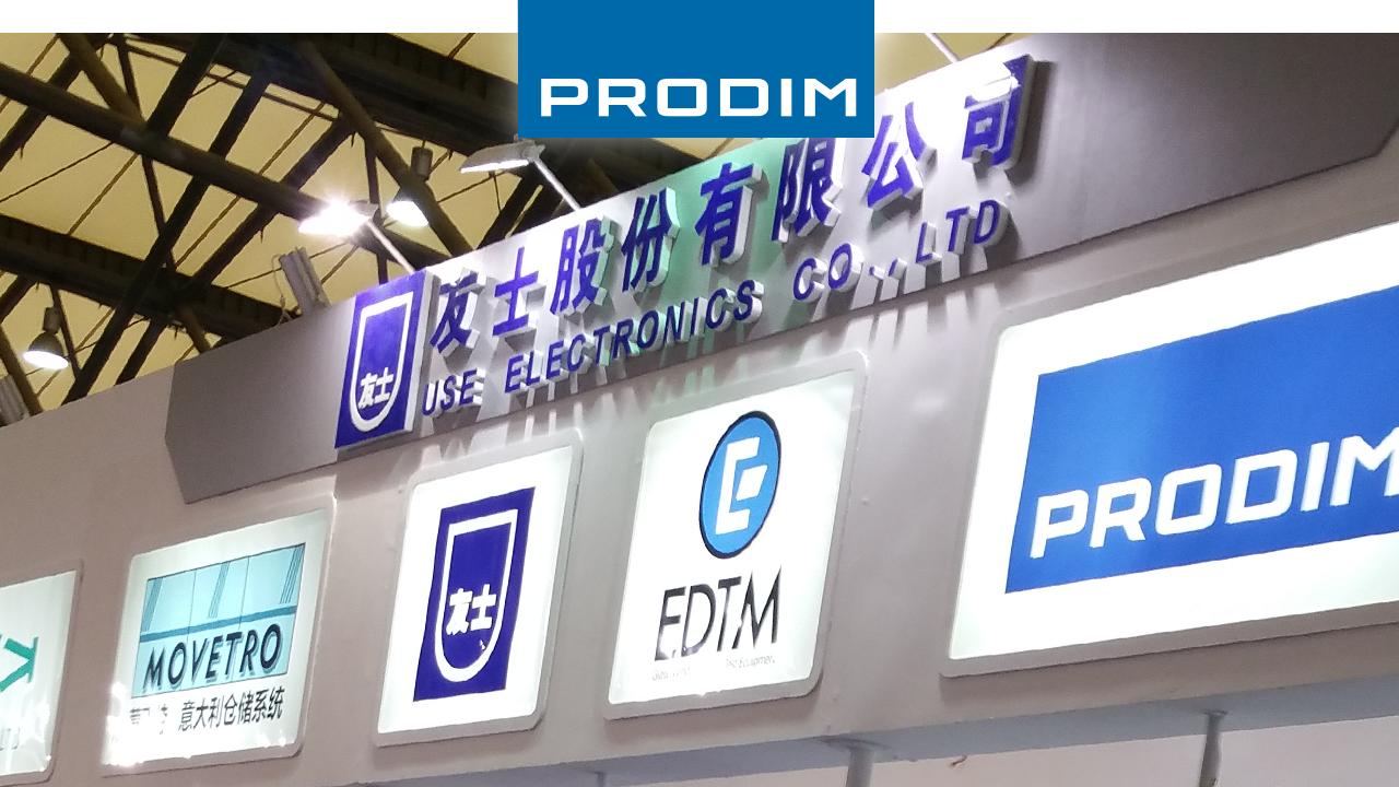 Выставка Prodim по всему миру - China Glass