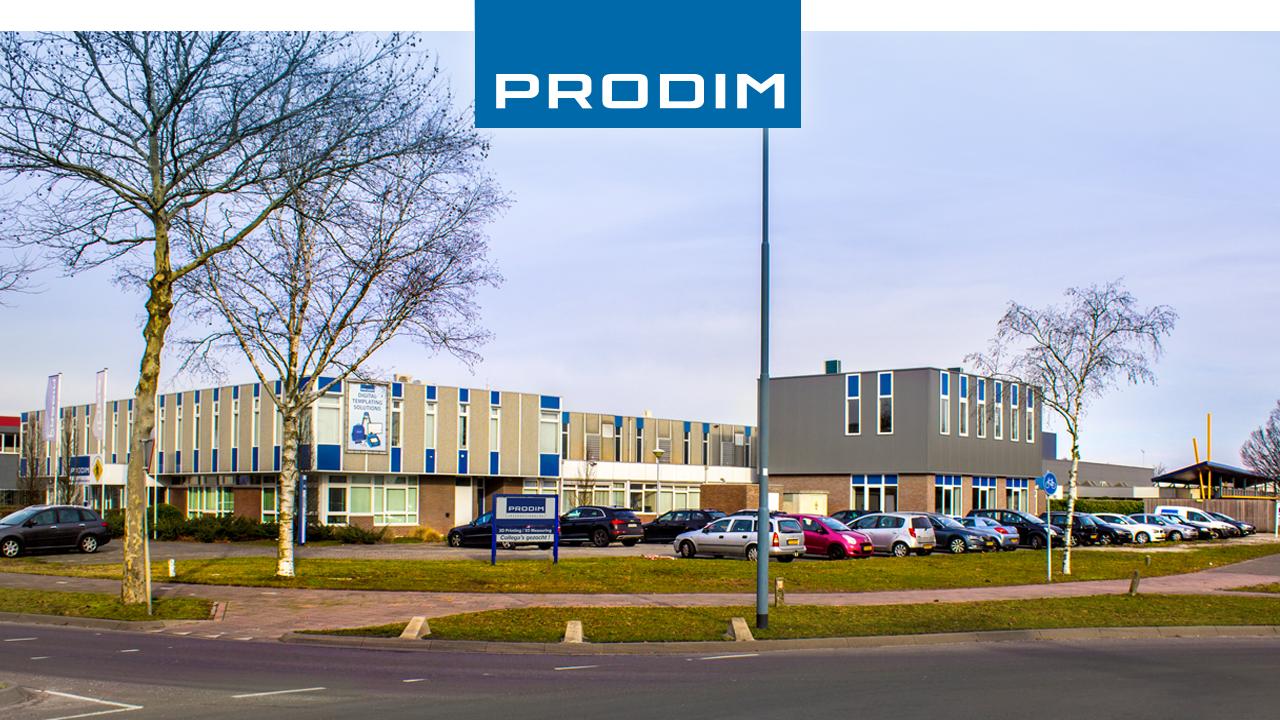Prodim Международный офис и фабрика в городе Хелмонд, Нидерланды