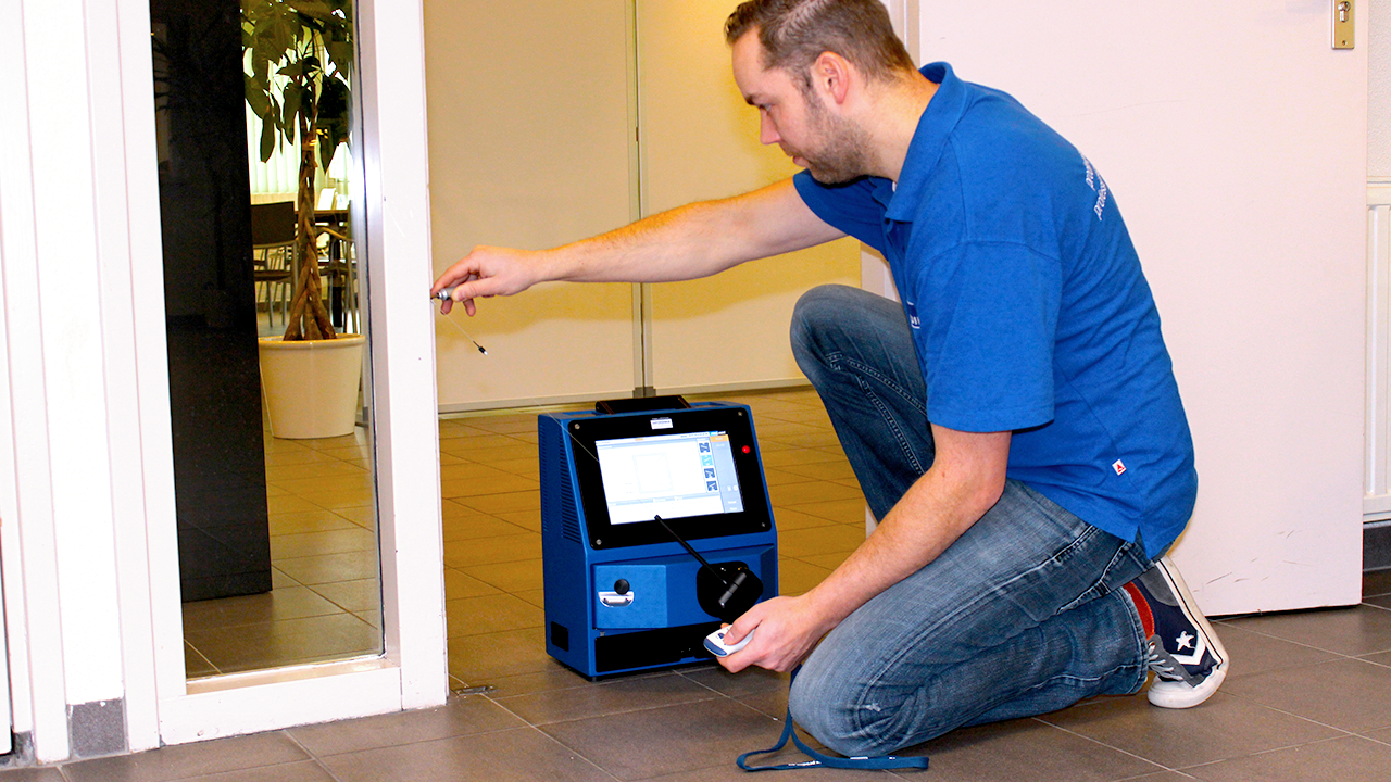 Prodim отраслевые решения дверь и окно - измерение двери
