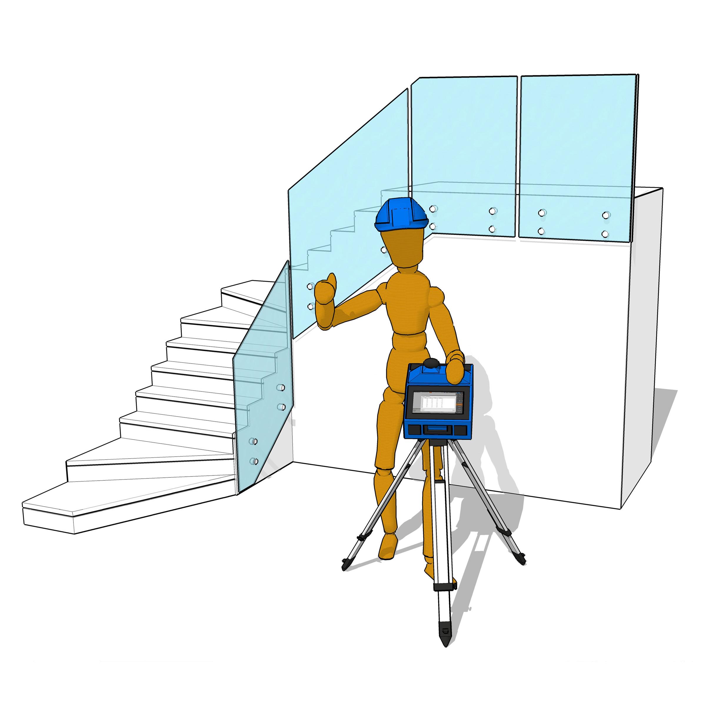 Prodim Proliner CS Survey- Изложить ваш цифровой план