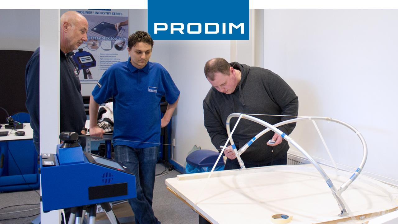Prodim Proliner пользователь INOXI