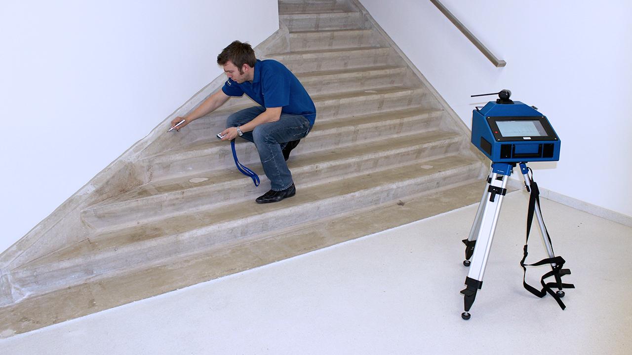 Prodim отраслевые решения камень - оцифровка шаблонов лестниц