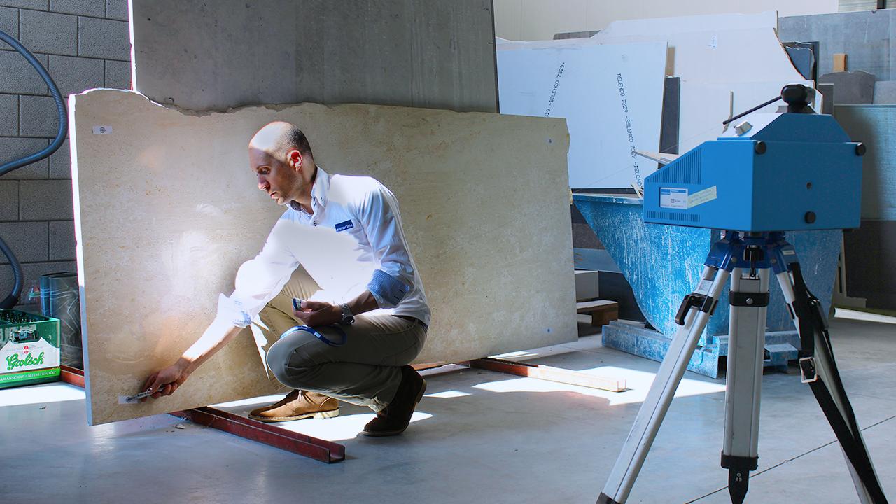 Prodim отраслевые решения камень - оцифровка шаблонов каменных плит