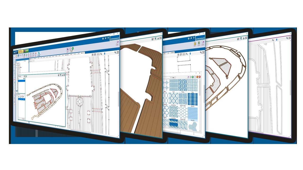 Программное обеспечение Prodim Factory - Строительство яхт