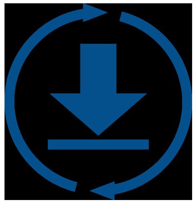 Значок - Proliner software generation 4X - Автоматическое обновление программного обеспечения