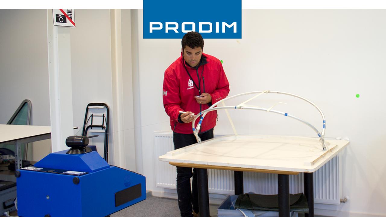 Prodim Proliner пользователь Sail Shape