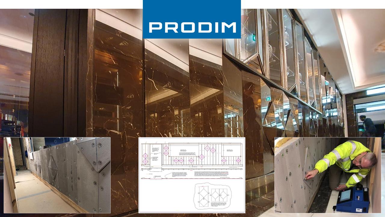 Prodim-Proliner-user-Seabrook-Harrods-wall