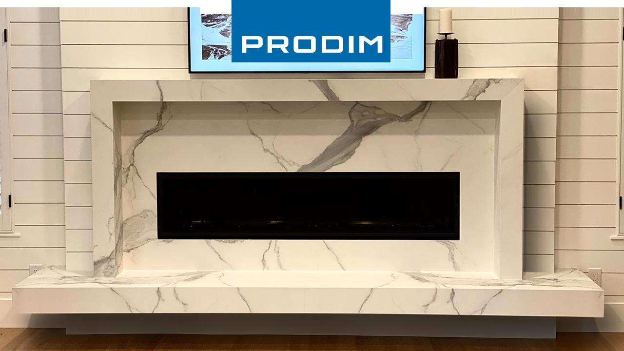 Prodim-Proliner-user-Stone-Distribution-Center-Fireplace-project