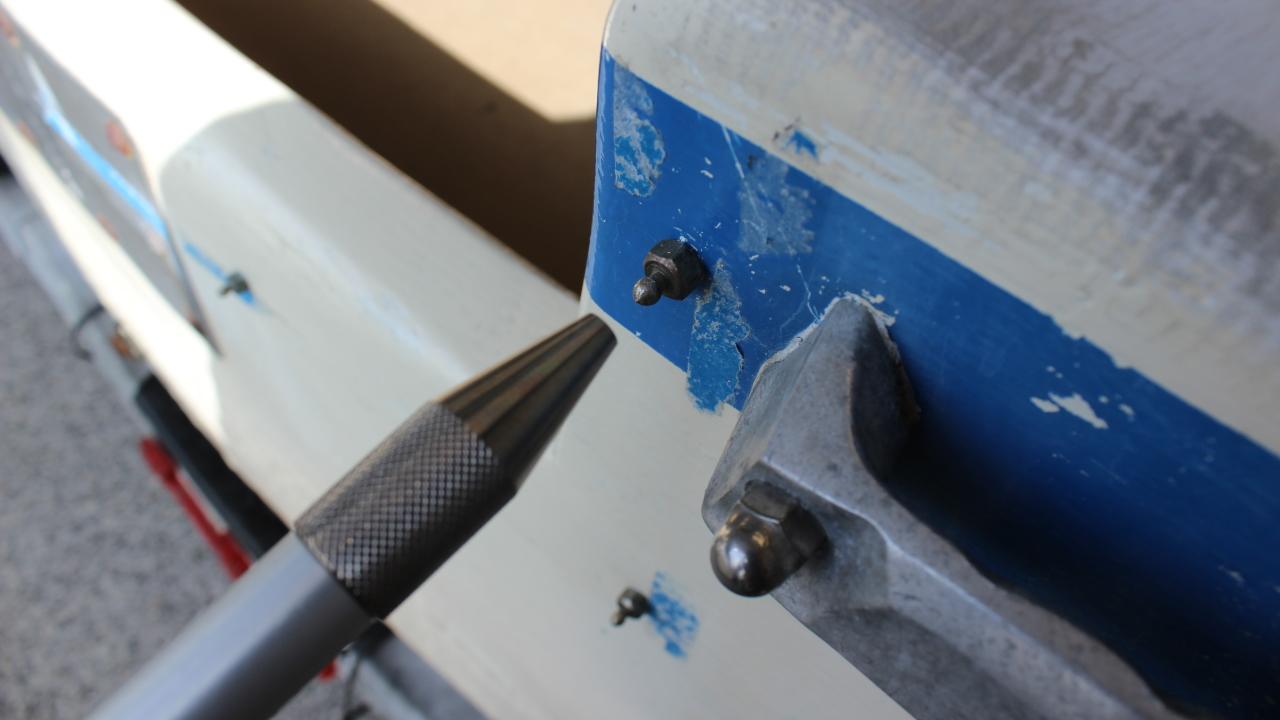 Proliner IPT - Hole Pen - ПОЛАЯ РУЧКА - для штифтов и крепежа