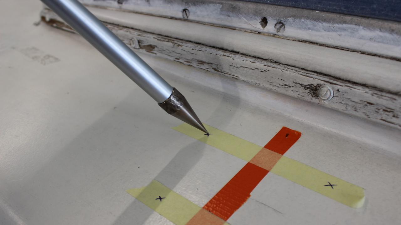 Proliner IPT - Point Pen - ТЕХНОЛОГИЯ IPT PEN - позволяет легко измерять за препятствиями и на обратной стороне предмета